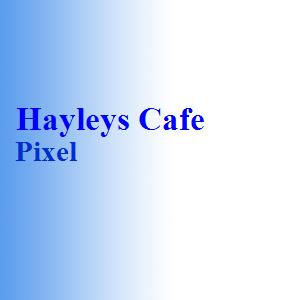 Hayleys Cafe Pixel