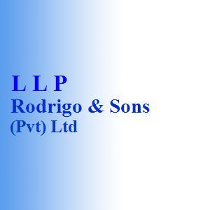 L L P Rodrigo & Sons (Pvt) Ltd