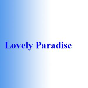 Lovely Paradise