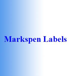 Markspen Labels