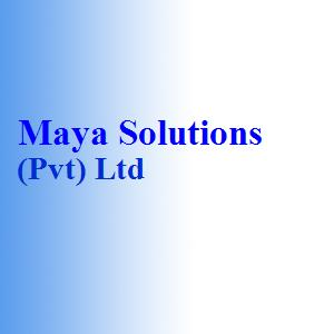 Maya Solutions (Pvt) Ltd