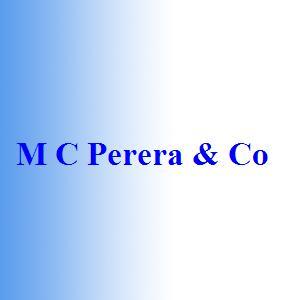 M C Perera & Co