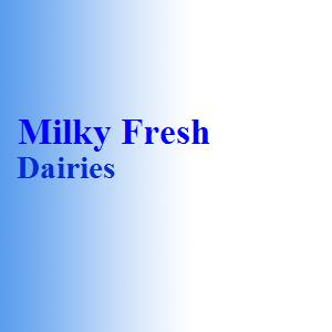 Milky Fresh Dairies