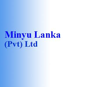 Minyu Lanka (Pvt) Ltd