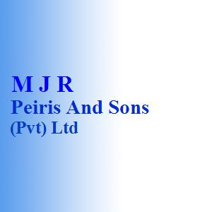 M J R Peiris And Sons (Pvt) Ltd