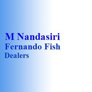 M Nandasiri Fernando Fish Dealers