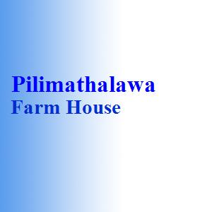 Pilimathalawa Farm House