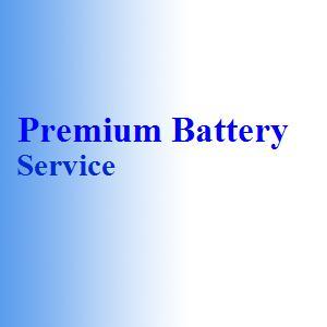 Premium Battery Service