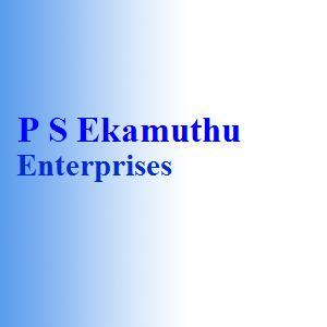 P S Ekamuthu Enterprises