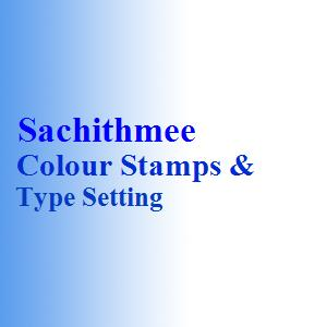 Sachithmee Colour Stamps & Type Setting