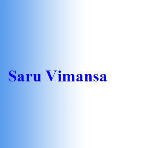 Saru Vimansa
