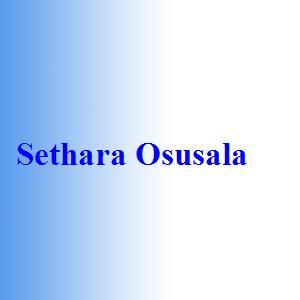 Sethara Osusala