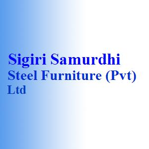 Sigiri Samurdhi Steel Furniture (Pvt) Ltd