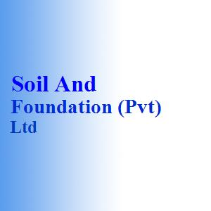 Soil And Foundation (Pvt) Ltd
