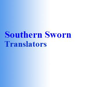 Southern Sworn Translators
