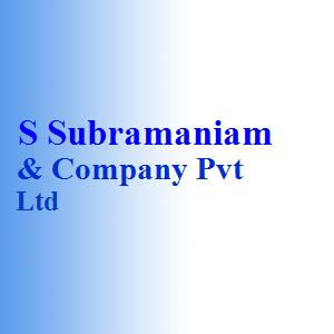 S Subramaniam & Company Pvt Ltd