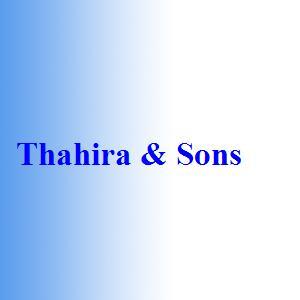Thahira & Sons