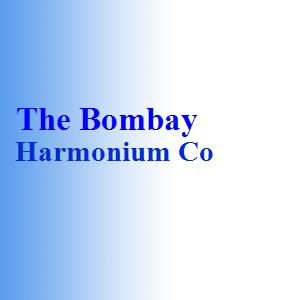 The Bombay Harmonium Co