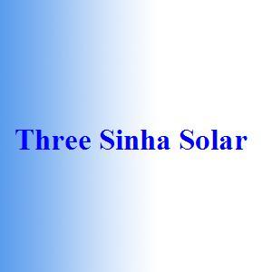 Three Sinha Solar