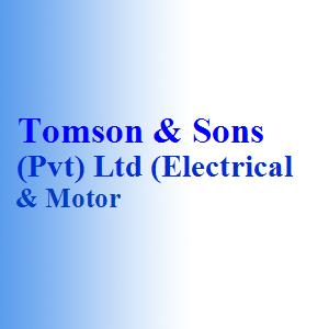 Tomson & Sons (Pvt) Ltd (Electrical & Motor Engineers)