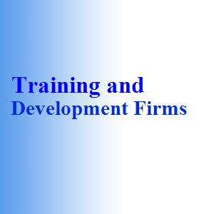 Training and Development Firms