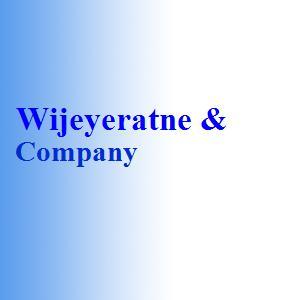 Wijeyeratne & Company