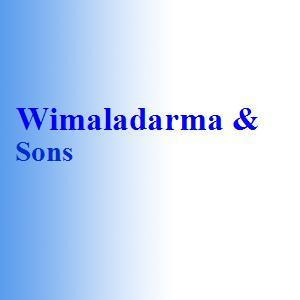 Wimaladarma & Sons